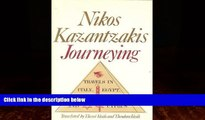 Big Deals  Journeying: Travels in Italy, Egypt, Sinai, Jerusalem and Cyprus  Full Ebooks Best Seller
