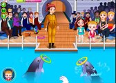 Baby Hazel - Dolphin Tour - Babies, Girls and Kids Video Games - 3
