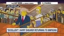 En 2000, Les Simpsons avaient prédit la victoire de Donald Trump - Regardez_1280x720