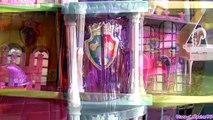 New Sofia Royal Prep Academy School Playset Disney Princess Sofia the First Magical Talking Castle
