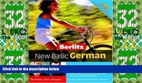 Big Deals  Berlitz New Basic German (German Edition)  Full Read Most Wanted