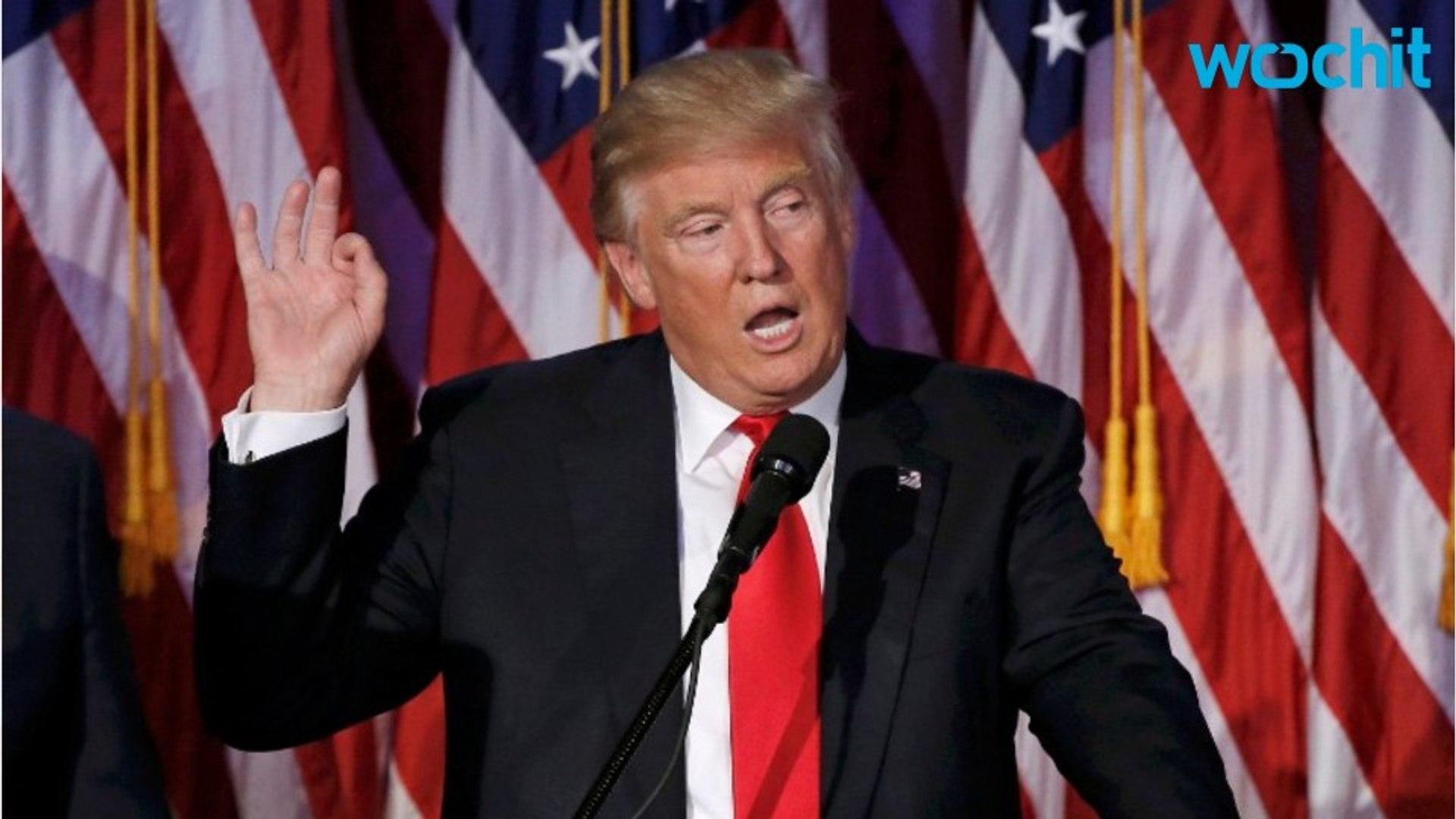 Trump Set To Testify In Trump University Case