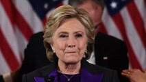 Watch Hillary Clinton's concession speech, in full