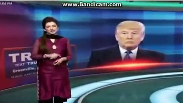 Breaking News:Donald Trump Was Born in Pakistan – Watch Amazing Report of Pakistani Media
