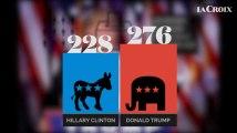 Comprendre les prochaines étapes de la présidentielle américaine en une minute