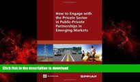 Read book  How to Engage with the Private Sector in Public-Private Partnerships in Emerging