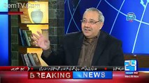 Choudhry Ghulam Hussain And Arif Nizami Making Fun OF Dunya News Anchor