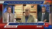 Saeeduzzaman Siddiqui Kay Saath Bhi Nawaz Sharif Nay Zyadti Ki Hai Rauf Klasra