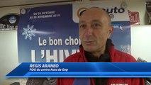 Alpes du Sud : C'est l'heure de passer en pneus hiver