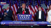 Donald Trump VICTORY SPEECH   Full Speech as President Elect of the United States