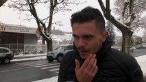 Les Alpes du Sud sous la neige : les réactions des Gapençais
