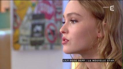 Lily Rose Depp Fan | » Interview