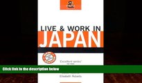 Big Deals  Live   Work in Japan, 2nd (Live   Work - Vacation Work Publications)  Full Ebooks Most
