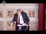 Roma - Amartya Sen Lectio Magistralis alla Camera (25.10.16)