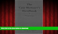liberty books  The Case Manager s Handbook, Third Edition online