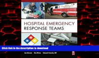 Buy books  Hospital Emergency Response Teams: Triage for Optimal Disaster Response online pdf