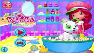 Strawberry Shortcake Strawberry Shortcake Bubble Bath