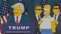 Há 16 anos, série ´Os Simpsons´ previu a vitória de Donald Trump