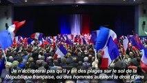 Nicolas Sarkozy en meeting dans le Rhône