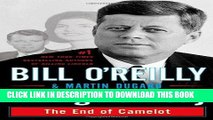 Ebook Killing Kennedy: The End of Camelot Free Read