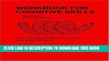 [READ] EBOOK Workbook for Cognitive Skills: Exercises for Thought-processing and Word Retrieval,
