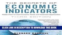 [READ] EBOOK The Secrets of Economic Indicators: Hidden Clues to Future Economic Trends and