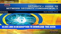 PDF Download] CompTIA Security+ Guide to Network Security