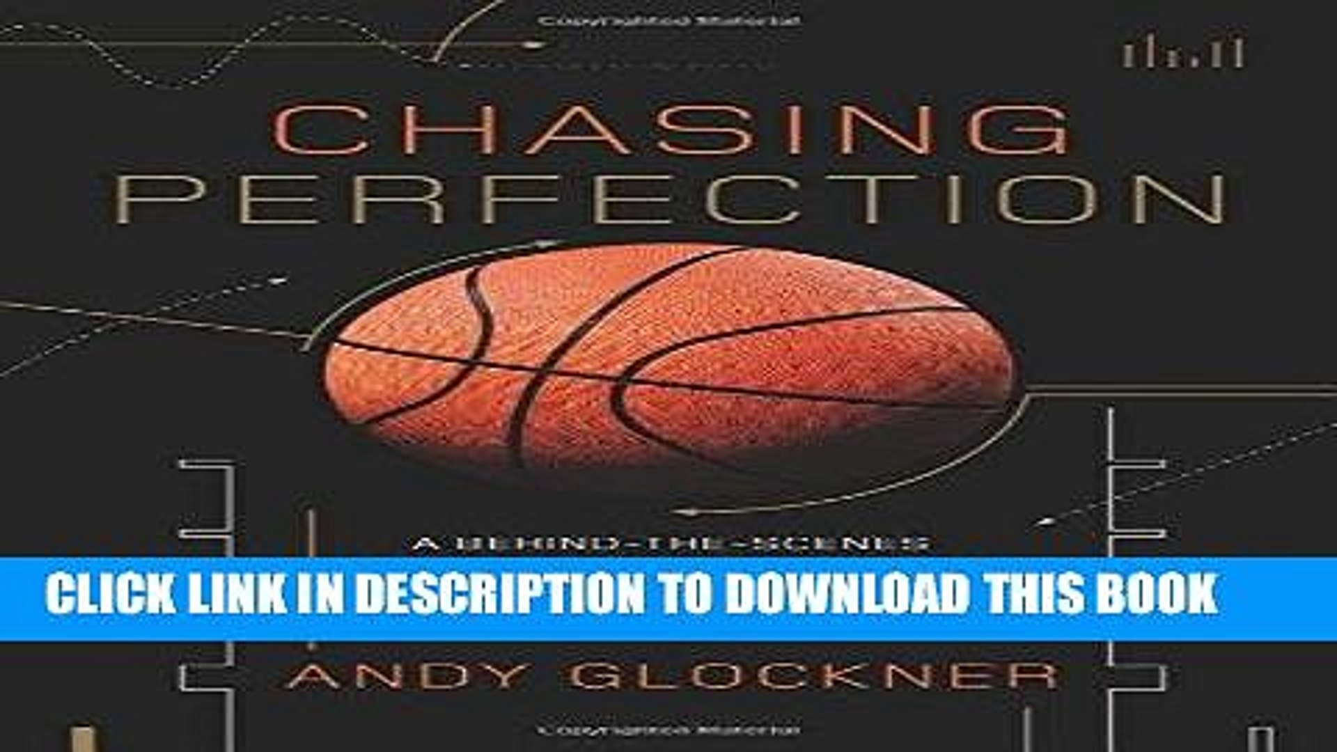 [FREE] EBOOK Chasing Perfection: A Behind-the-Scenes Look at the High-Stakes Game of Creating an
