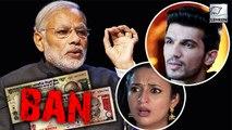 TV Celebs React To Rs 500/1000 Notes Ban | PM Modi | Divyanka Tripathi | Arjun Bijlani