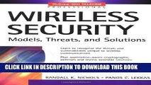 [READ] EBOOK Wireless Security: Models, Threats, and Solutions (McGraw-Hill Telecom) BEST COLLECTION