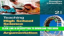 [FREE] EBOOK Teaching High School Science Through Inquiry and Argumentation ONLINE COLLECTION