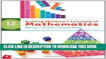 [READ] EBOOK Guiding Children s Learning of Mathematics, 12th Edition BEST COLLECTION