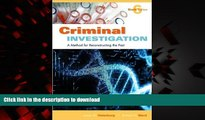 Buy book  Criminal Investigation (text only) 6th (Sixth) edition by J. W. Osterburg,R. H. Ward