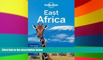 Must Have  Lonely Planet East Africa (Travel Guide)  Most Wanted