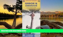 Best Deals Ebook  Cameroon 1:1,500,000 and Gabon 1:950,000 Travel Map (International Travel Maps)
