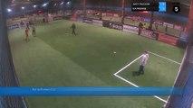 But de Romain (5-2) - JUICY RACOON Vs VIA PANAME - 09/11/16 20:00 - Villette (LeFive) Soccer Park
