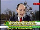 Poutine qui a donné la permission de tuer Kadhafi