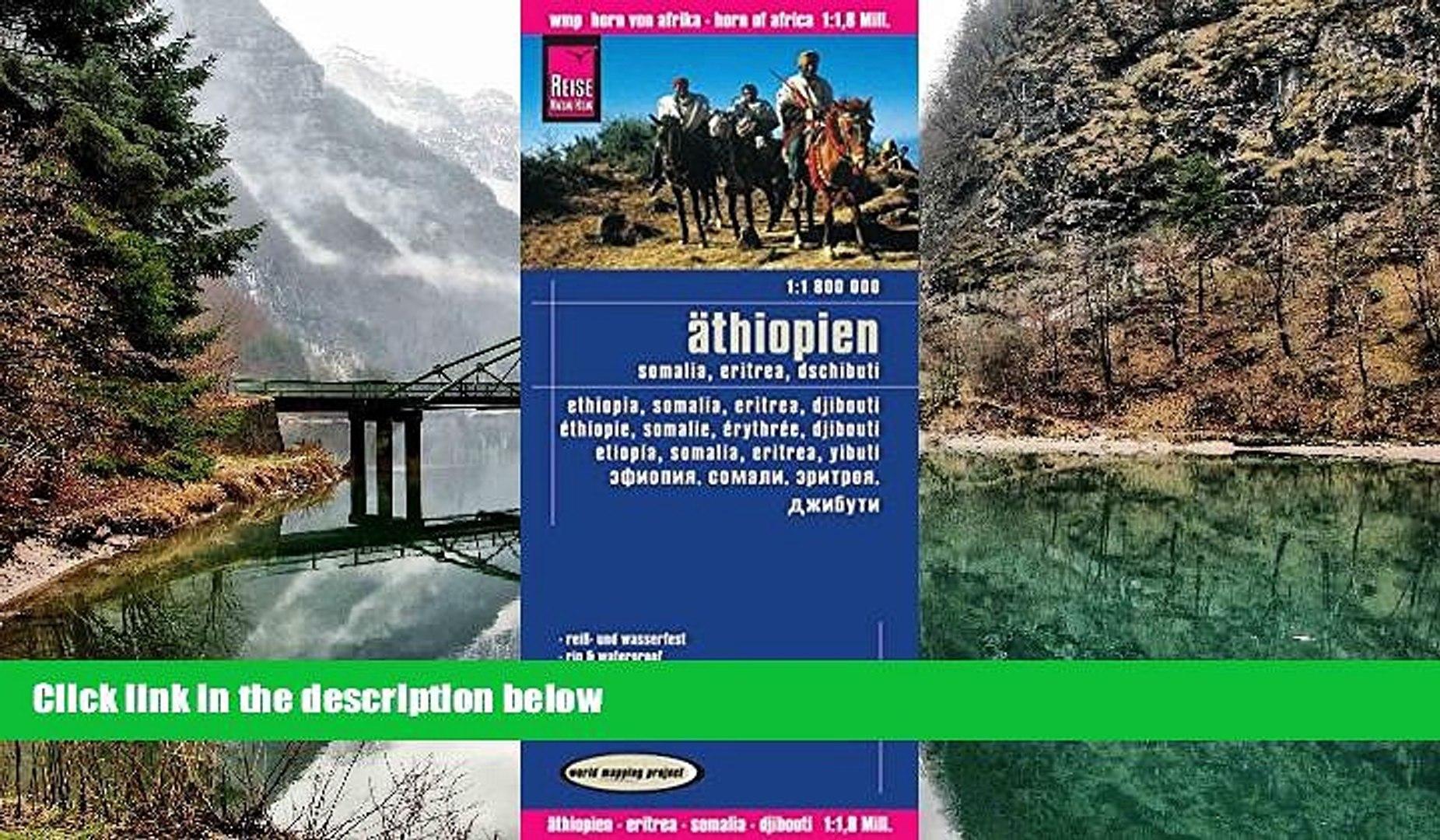 Big Deals Athiopien, Somalia, Eritrea, Dschibuti = Ethiopia, Somalia,  Eritrea, Djibouti =
