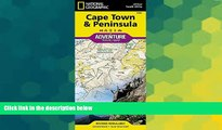 Ebook deals  Cape Town and Peninsula [South Africa] (National Geographic Adventure Map)  Full Ebook