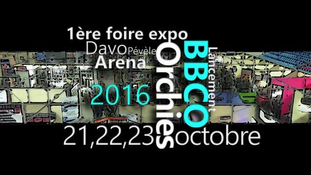 Foire expo du BBCO 2016 à Orchies