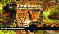 Ebook deals  Lonely Planet Zimbabwe, Botswana and Namibia (Lonely Planet Travel Survival Kit)
