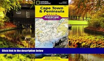 Ebook Best Deals  Cape Town and Peninsula [South Africa] (National Geographic Adventure Map)  Full