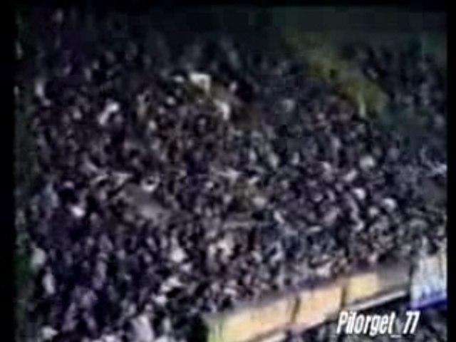 PSG-NANTES 92-93 finale Coupe de France