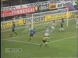 19.11.1996 - 1996-1997 UEFA Cup 3rd Round 1st Leg Inter Milan 5-1 Boavista FC