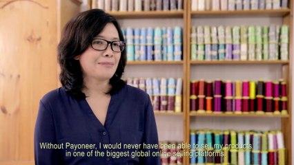 Payoneer stories: Jenny Januarti, Director of KainKain