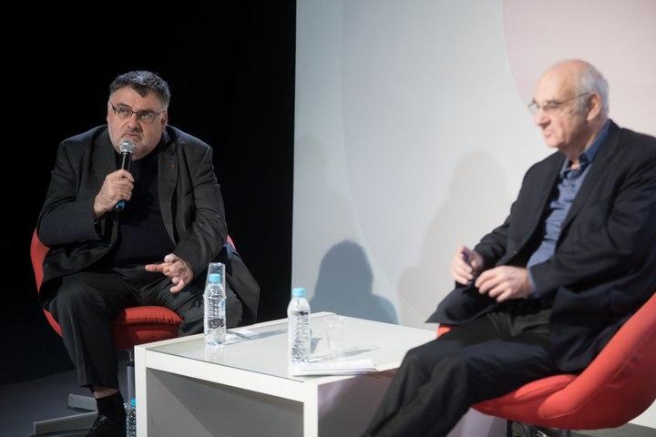 Les Entretiens de Solférino « Faire l'Europe, pas la guerre » avec Jean-Luc Sauron