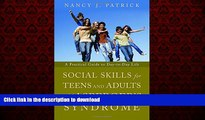 liberty book  Social Skills for Teenagers and Adults with Asperger Syndrome: A Practical Guide to