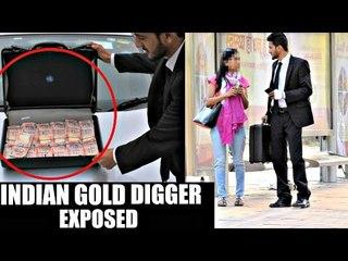 Indian Gold Digger Prank -Part 2 | AVRprankTV
