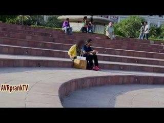 Indian Gold Digger Prank | AVRprankTV