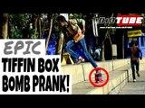 EPIC Public Bomb Scare Prank - iDiOTUBE (Pranks In India)